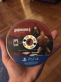 Wolfenstein 2 for PS4 Pittsburgh, 15232