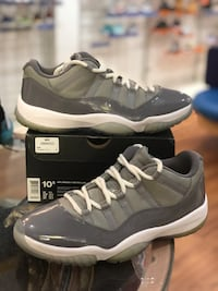 Cool grey 11s size 10.5 Silver Spring, 20902