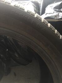 4 winter tires  Laval, H7W 2S7