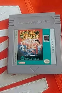 Double Dragon for Gameboy