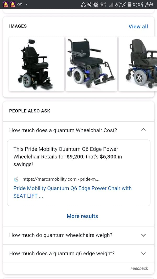 QUANTUM 6000 POWER CHAIR 86679ab2-cd9d-4aa0-acfe-1c80753d2911