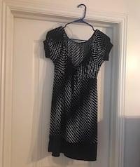 Cute Black And White Polka Dot Dress Size Small. In great condition! Layton, 84041