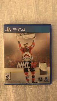 NHL16 mint condition never played