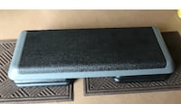 Steps w/ 4 risers- Gym quality perfect workout  accessory   Virginia Beach, 23464