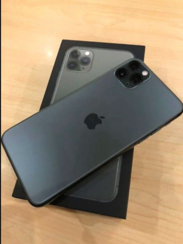 IPHONE 11 PRO MAX MATTE BLACK (SERIOUS BUYERS ONLY)  77be8ebc-0bc2-42e8-b234-0b30355f4223