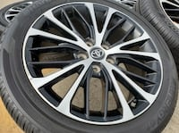 18 inch rims and tires (Toyota) Suitland-Silver Hill, 20746