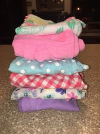 6 month clothing lot Loomis, 95746