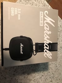 Marshall Major III headphones  Waterloo, N2G 1P1