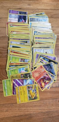 189 Authentic Pokemon Card