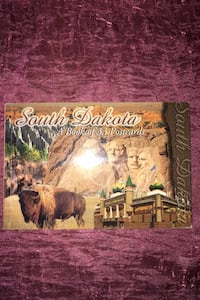 Book of 33 Postcards from South Dakota Frederick, 21703