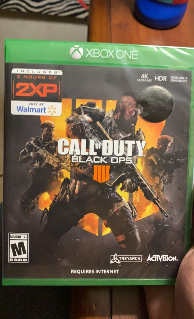 Photo Call of Duty Black Ops 4