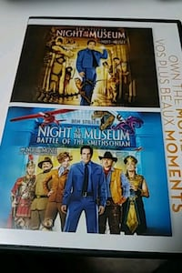 Night and the museum 1 and 2 Calgary, T2E 1S8