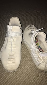 white on white human race sz10 Silver Spring, 20910