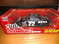 1996 Preview Edition Ward Burton 1/24 MNBA Car Lexington, 40502