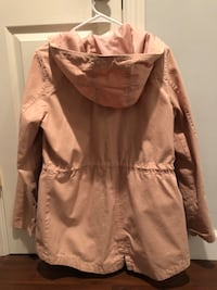 Light pink jacket New York, 11379