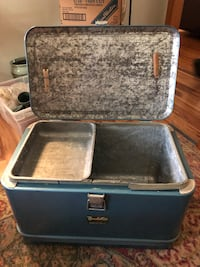Vintage Revelation ice Chest  McFarland, 53558