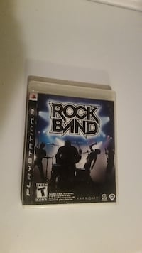 Rock Band for PS3 null
