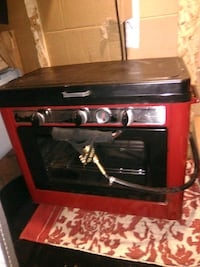 black and red gas grill Lake Elsinore, 92530