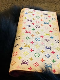 white and multicolored Louis Vuitton Monogram leather bag Salinas, 93908