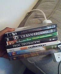 four Xbox One game cases Memphis