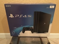 Новый Sony Playstationn 4 pro 1TB Pushkin