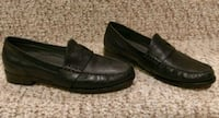 pair of black leather loafers Woodbridge, 22193