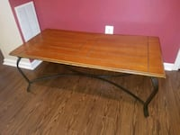 Light wood coffee table and end tables Frederick, 21701
