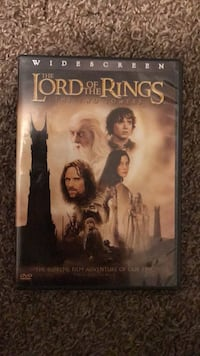 The Lord of the Rings: The Two Towers DVD 279 mi