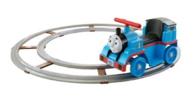 Thomas the Train Power Wheels ride on
