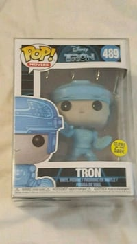 From glow in the dark funko pop Elizabeth, 07206