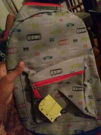 Grey brand new backpack small size El Paso, 79904