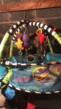 baby's multicolored activity gym Washington, 20024