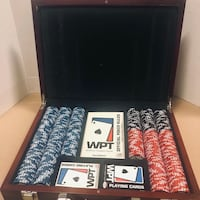 Professional Poker Set WPT Great Falls, 22066
