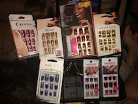 Princess Nails, Beautiful colors all different brands of all different colors  Paramount, 90723