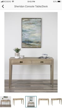 Console table/desk Mississauga, L5R 0E4