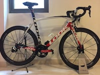 £ 8000 Se 695 Di2 karbonhjul road bike 3200 PX Taken OSLO