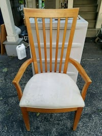 Wood chair recover paint? Bedroom chair Elgin, 60120