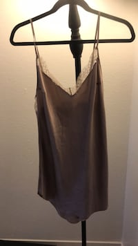 silver  chemise/nightgown Las Vegas, 89103