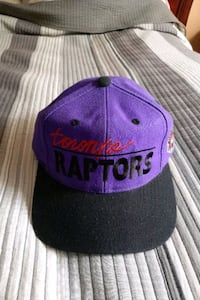 Vintage The Game Toronto Raptors Snapback Toronto, M6A