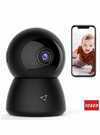 1080P WiFi IP SECURITY CAMERA WIRELESS  Victorville, 92392