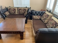 2 sofas with table Ladera Ranch, 92694
