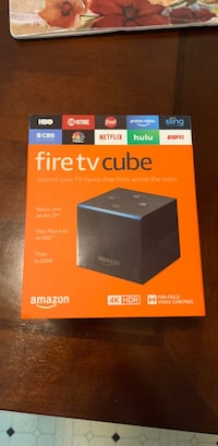 Fire TV Cube Fairfax, 22032