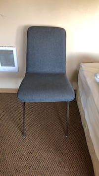 gray and black rolling chair Eugene, 97401