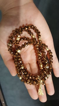brown beaded accessory Falls Church, 22046