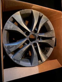 Honda Accord Alloy wheel 5x114.3