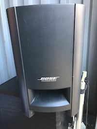 BOSE- Subwoofer black or white