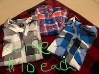 Ladies large flannels Jacksonville, 32223