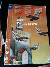 Pagine Aperte Narrativa libro Monselice, 35043