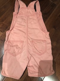 Toddler Short Overalls Size 18-24 months Gently Used  Brampton, L6Y 4G1