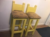 One of a kind Cherokee American Indian barstool chairs Clarksburg, 20871